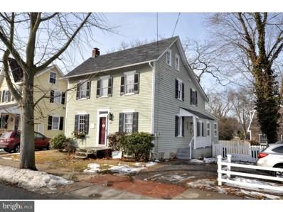 33 E 2ND Street, Moorestown, NJ 08057 - MLS#: 1005197995