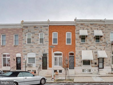 613 Luzerne Avenue, Baltimore, MD 21205 - MLS#: 1005198231