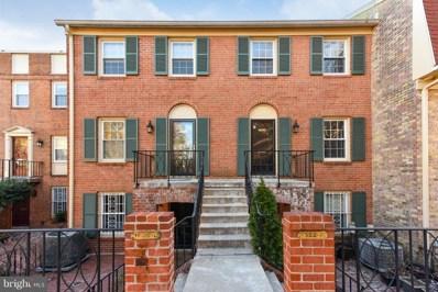 1622 Belmont Street NW UNIT C, Washington, DC 20009 - MLS#: 1005198339