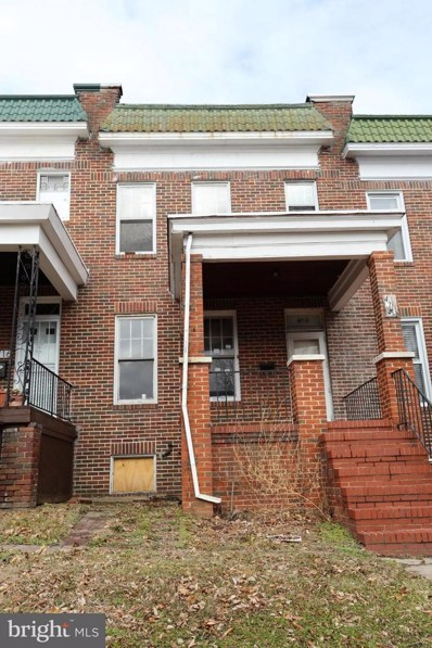 4714 Amberley Avenue, Baltimore, MD 21229 - MLS#: 1005204633