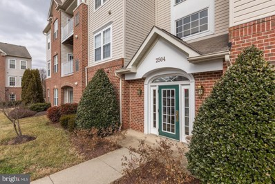 2504 Amber Orchard Court W UNIT 302, Odenton, MD 21113 - MLS#: 1005204727