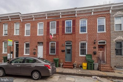 1115 Sterrett Street, Baltimore, MD 21230 - MLS#: 1005204829