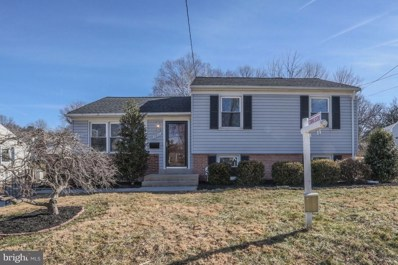 705 Woodburn Road, Rockville, MD 20851 - MLS#: 1005207461
