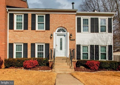 2182 Mayflower Drive, Woodbridge, VA 22192 - MLS#: 1005211227