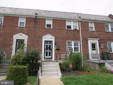 4207 Hamilton Avenue, Baltimore, MD 21206 - #: 1005212507