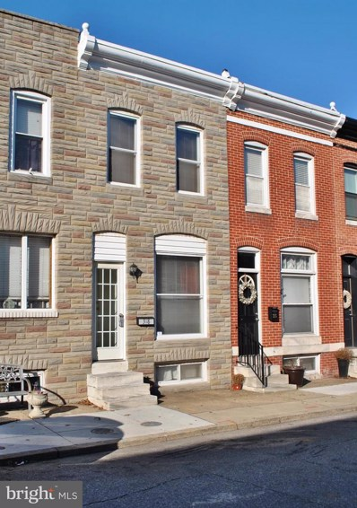 318 Bouldin Street S, Baltimore, MD 21224 - #: 1005249921