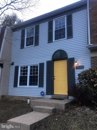 1115 Dutton Way, Capitol Heights, MD 20743 - MLS#: 1005249953