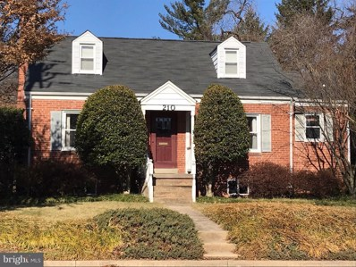 210 West Street, Falls Church, VA 22046 - MLS#: 1005250357