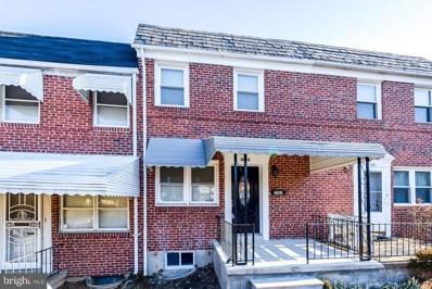 1003 Wedgewood Road, Baltimore, MD 21229 - MLS#: 1005250601