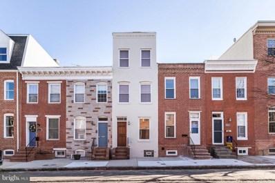 1509 William Street, Baltimore, MD 21230 - MLS#: 1005250737