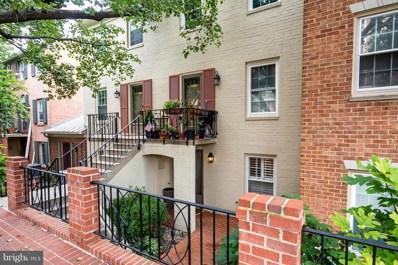 1636 Beekman Place NW UNIT D, Washington, DC 20009 - MLS#: 1005252130