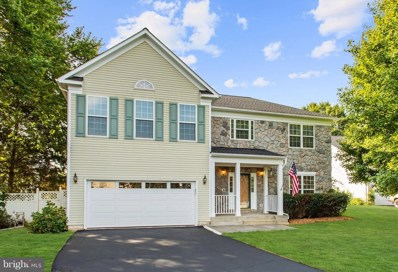 8591 Fitzgerald Farms Court, Manassas, VA 20110 - #: 1005272274