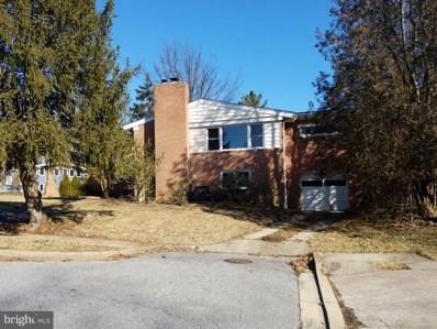 800 Oak Hill Court, Baltimore, MD 21239 - MLS#: 1005275671