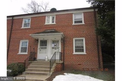 1718 East West Highway, Silver Spring, MD 20910 - MLS#: 1005275685