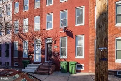 764 Hamburg Street, Baltimore, MD 21230 - #: 1005275853