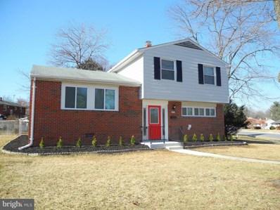 8401 Church Lane, Randallstown, MD 21133 - MLS#: 1005275985