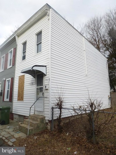 424 Freeman Street, Baltimore, MD 21225 - MLS#: 1005276193