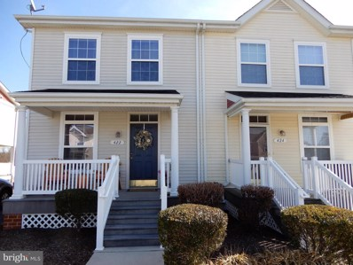 422 Gandy Dancer Court, Hagerstown, MD 21740 - MLS#: 1005276519