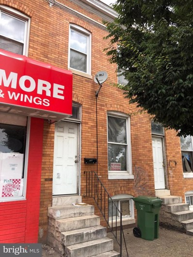 2362 Wilkens Avenue, Baltimore, MD 21223 - #: 1005282494