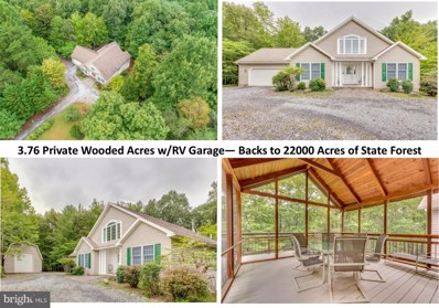 116 Warpath Lane, Hedgesville, WV 25427 - MLS#: 1005284788