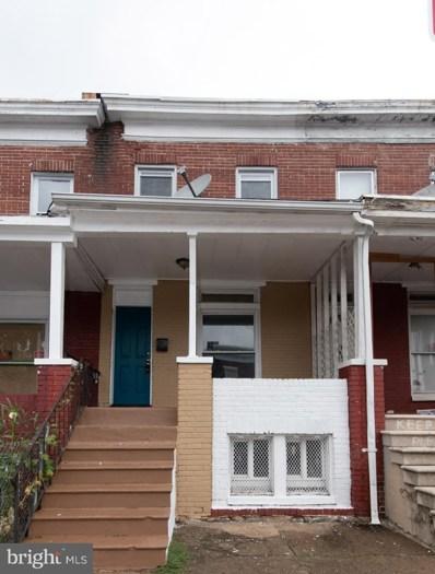2502 Lauretta Avenue, Baltimore, MD 21223 - MLS#: 1005291210