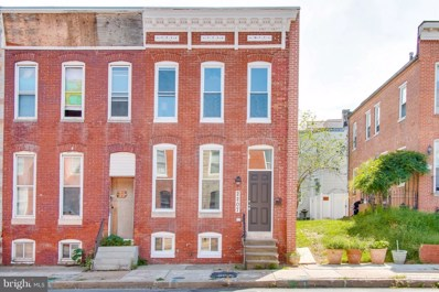 2207 Orleans Street, Baltimore, MD 21231 - #: 1005314514