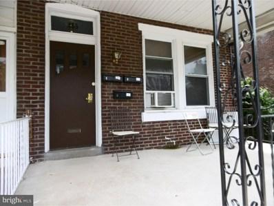 465 Gerhard Street UNIT 2, Philadelphia, PA 19128 - #: 1005347630