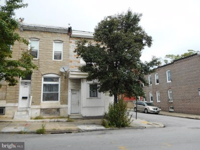 2620 Monument Street E, Baltimore, MD 21205 - #: 1005354186
