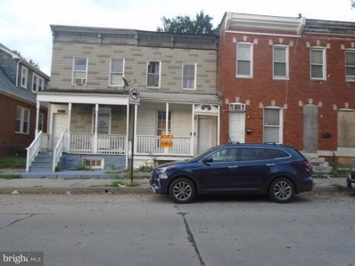 455 Brunswick Street, Baltimore, MD 21223 - #: 1005356736