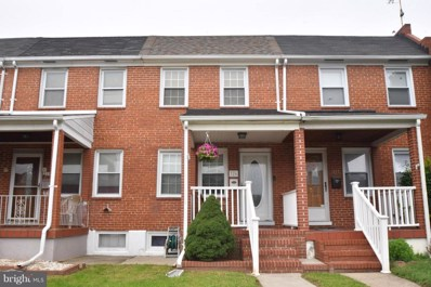 326 Imla Street, Baltimore, MD 21224 - #: 1005364474