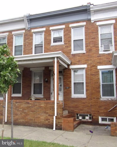 409 Highland Avenue N, Baltimore, MD 21224 - #: 1005389232