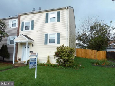 7603 Quail Run Lane, Manassas, VA 20109 - MLS#: 1005419834