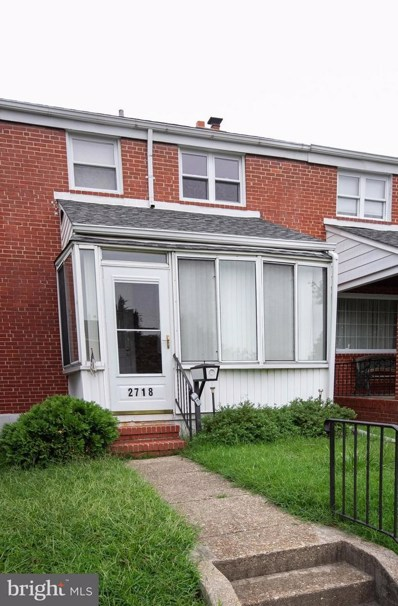 2718 Moorgate Road, Baltimore, MD 21222 - #: 1005430932