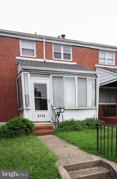 2718 Moorgate Road, Baltimore, MD 21222 - #: 1005430932