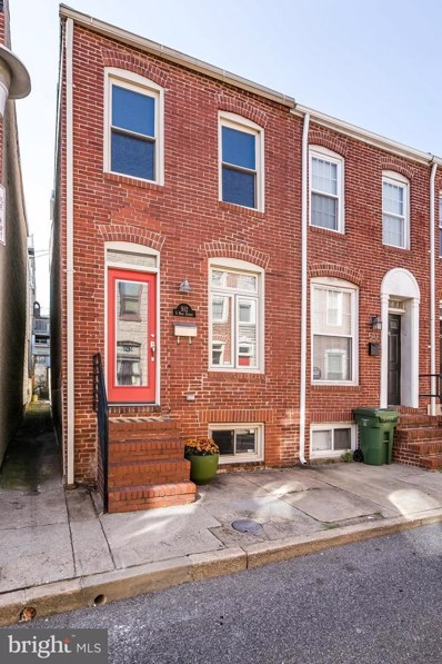 512 S Rose Street, Baltimore, MD 21224 - MLS#: 1005466671