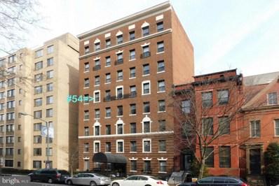 1125 12TH Street NW UNIT 54, Washington, DC 20005 - MLS#: 1005468307