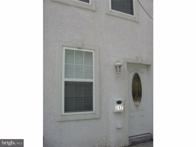247 E Elm Street, Conshohocken, PA 19428 - MLS#: 1005468399