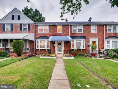 1242 Winston Avenue NE, Baltimore, MD 21239 - MLS#: 1005470442