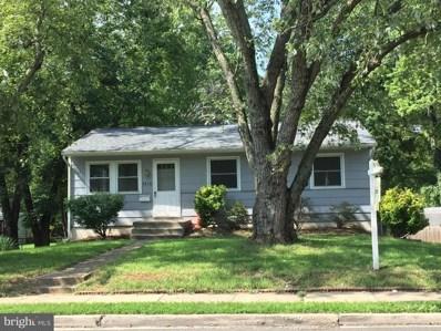 7816 Amherst Drive, Manassas, VA 20111 - #: 1005476856