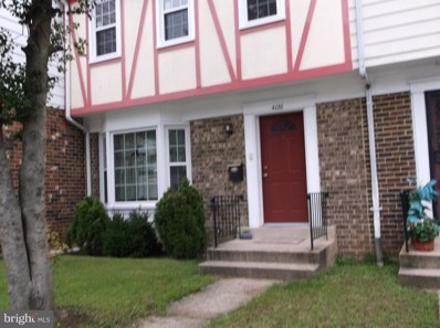 4120 Hanson Oaks Drive, Hyattsville, MD 20784 - #: 1005493656