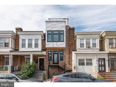 1332 N Taney Street, Philadelphia, PA 19121 - MLS#: 1005496454
