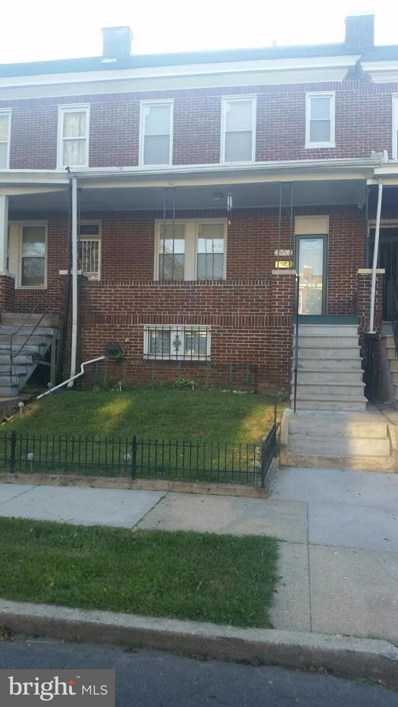 4010 Wilsby Avenue, Baltimore, MD 21218 - #: 1005508368