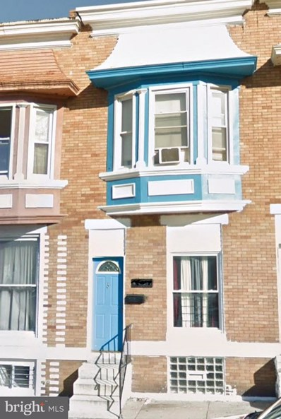2104 W Saratoga Street, Baltimore, MD 21223 - MLS#: 1005512560