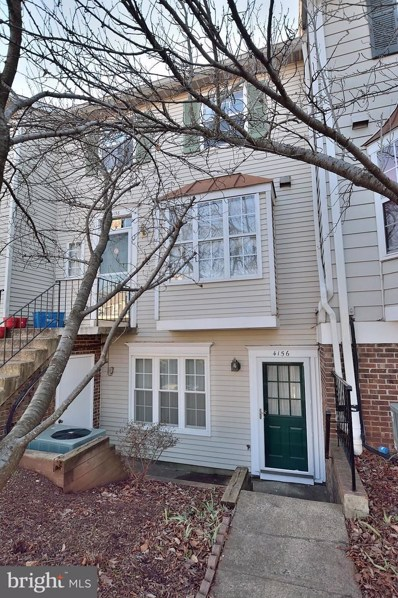 4156 Pleasant Meadow Ct. UNIT 108F, Chantilly, VA 20151 - MLS#: 1005559487