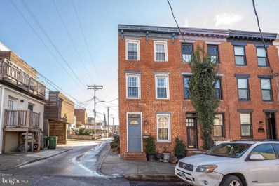 313 West Street E, Baltimore, MD 21230 - MLS#: 1005559955
