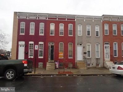 1613 Lanvale Street E, Baltimore, MD 21213 - MLS#: 1005560193