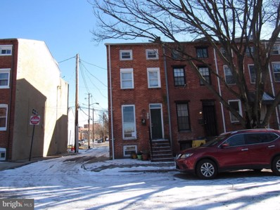 447 Orchard Street, Baltimore, MD 21201 - MLS#: 1005560215