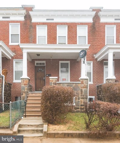 656 Dumbarton Avenue, Baltimore, MD 21218 - MLS#: 1005560317