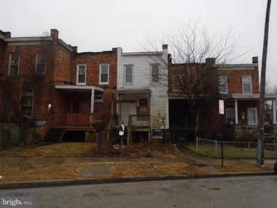990 Franklintown Road N, Baltimore, MD 21216 - #: 1005560863