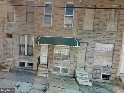 2521 East Hoffman E, Baltimore, MD 21213 - MLS#: 1005560879